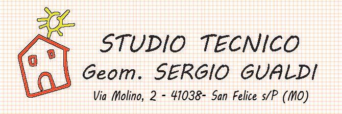 STUDIO TECNICO Geom. SERGIO GUALDI