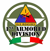 Old Ironsides 1st Armoured Division