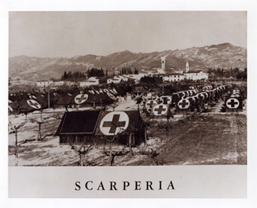 Scarperia 56th Evacuation Hospital - Foto: Collezione Spadi